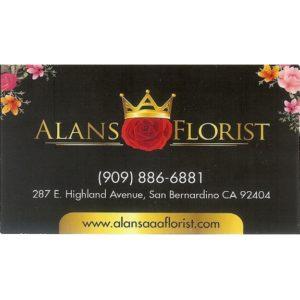 Alans Florist