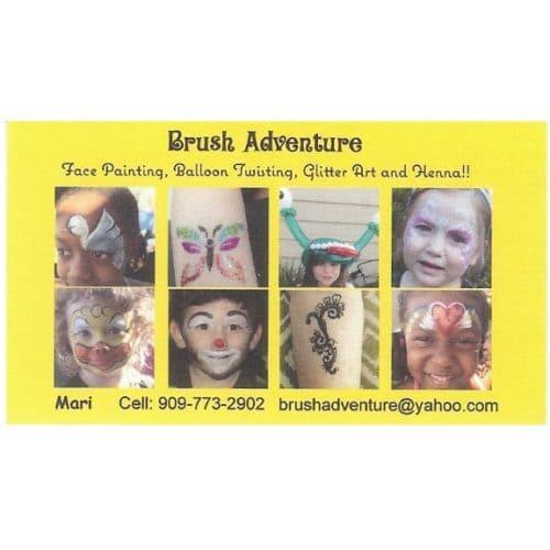 Brush Adventure