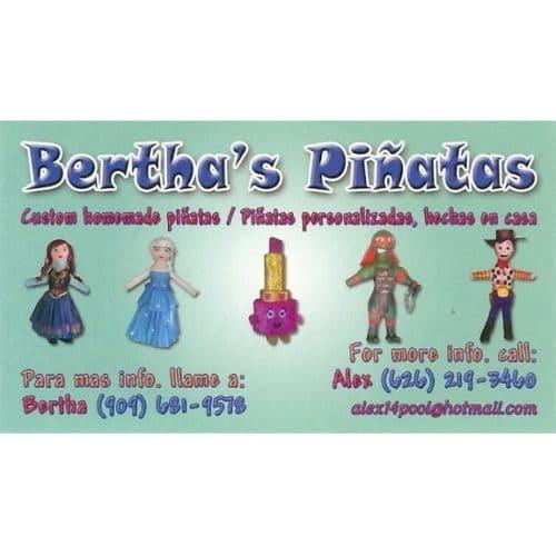 Bertha's Piñatas