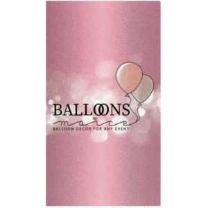 Balloons by Marce