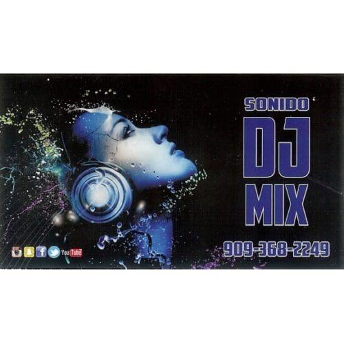 Sonido DJ Mix