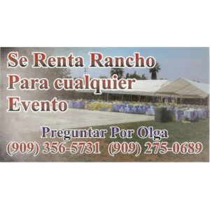 Se Renta Rancho - Rent a Ranch