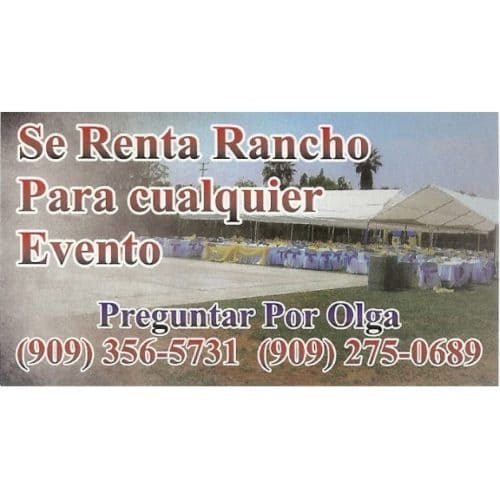 Se Renta Rancho - Rent a Ranch