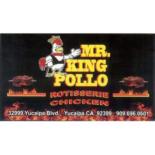 Mr King Pollo