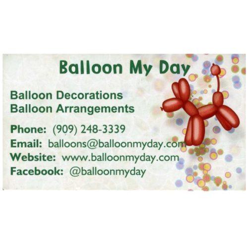 Balloon My Day