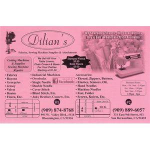 Dilian's