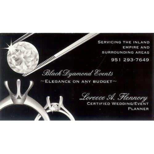 Black Dyamond Events