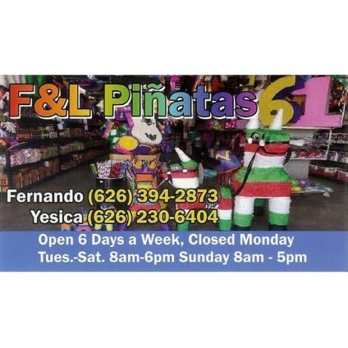 F & L Piñatas