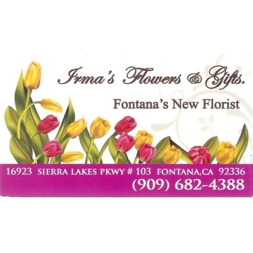 Irma's Flowers & Gifts