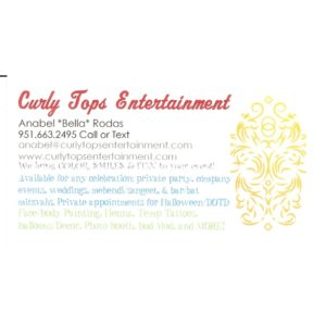 Curly Tops Entertainment