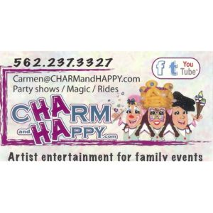 Charm and Happy