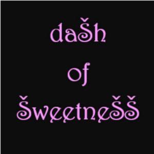Dash of Sweetness