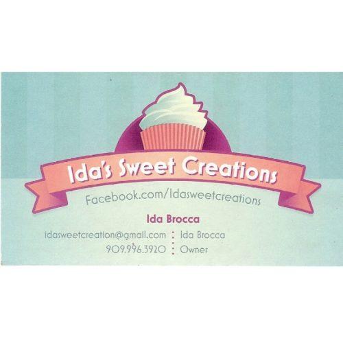 Ida's Sweet Creations