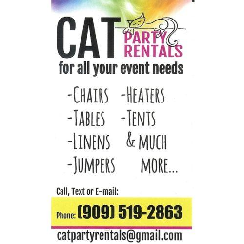 CAT Party Rentals