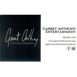 Garret Anthony Entertainment