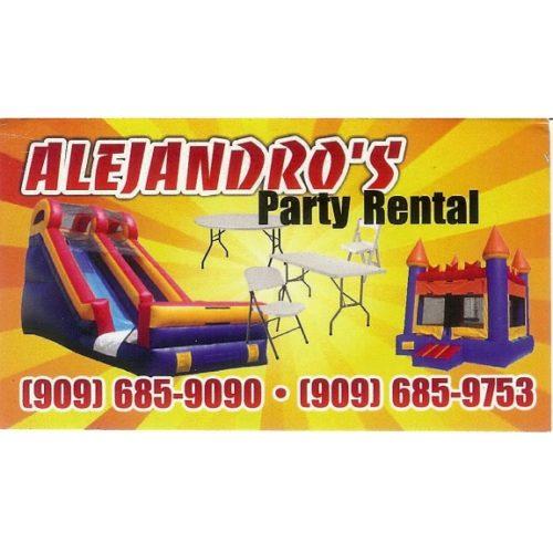 Alejandro's Party Rental