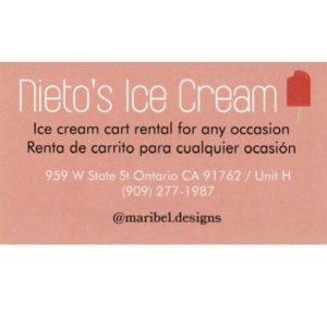 Nieto's Ice Cream