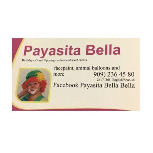 Payasita Bella