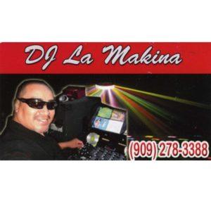 DJ La Makina