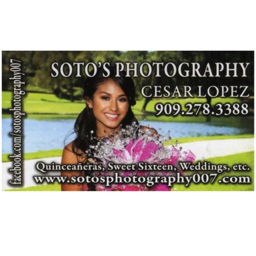 Soto's Photography