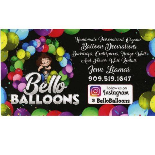 Bello Balloons